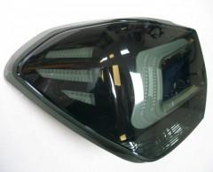 Фото 3 - Фонари задние для Subaru XV '11-16, LED, черные тонированные (ASP)