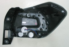 Фото 4 - Фонари задние для Subaru XV '11-16, LED, черные тонированные (ASP)