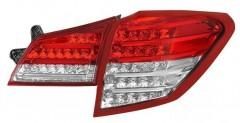 Фото 2 - Фонари задние для Subaru Outback '09-14, LED, красные BR9 (ASP)