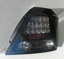 Фонари задние для Chevrolet Aveo '04-06 SDN/HB T200, LED (ASP)