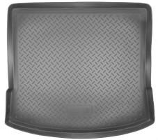 Коврик в багажник для Mazda 5 '05-09, полиуретановый (NorPlast) черный