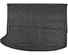 Коврик в багажник для Great Wall Hover / Haval H6 '18-, резиновый (AVTO-Gumm)