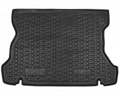 Коврик в багажник для Opel Astra F '91-98, 3-дв., резиновый (AVTO-Gumm)