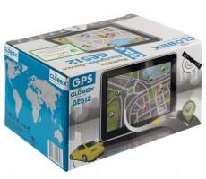 Фото 8 - Автомобильный навигатор Globex GE512