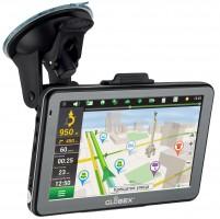 Фото 2 - Автомобильный навигатор Globex GE520