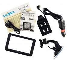 Фото 4 - Автомобильный навигатор Globex GE520