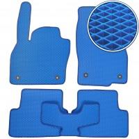 Коврики в салон для Seat Arona '17-, EVA-полимерные, синие (Kinetic)