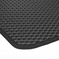 Фото товара 4 - Коврик в багажник для Acura RDX '14-18, EVA-полимерный, черный (Kinetic)