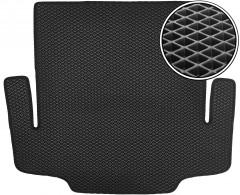 Kinetic Коврик в багажник для BMW 1 E87 '04-12, EVA-полимерный, черный (Kinetic)