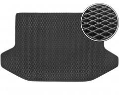 Коврик в багажник для Chery Tiggo 5 '14-, EVA-полимерный, черный (Kinetic)