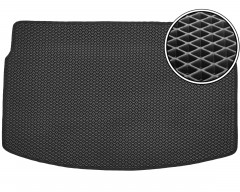 Коврик в багажник для Chevrolet Bolt '16- верхний, EVA-полимерный, черный (Kinetic)