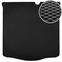 Коврик в багажник для Citroen C-Elysee '13-, EVA-полимерный, черный (Kinetic)