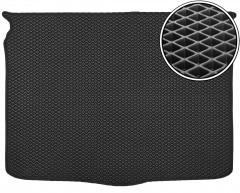 Коврик в багажник для Fiat 500X '14-, EVA-полимерный, черный (Kinetic)
