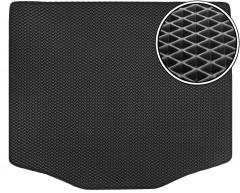 Коврик в багажник для Ford C-Max '03-10, EVA-полимерный, черный (Kinetic)