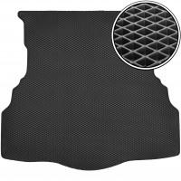 Коврик в багажник для Ford Mondeo '15- седан, EVA-полимерный, черный (Kinetic)