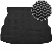 Kinetic Коврик в багажник для Geely CK '06-, EVA-полимерный, черный (Kinetic)