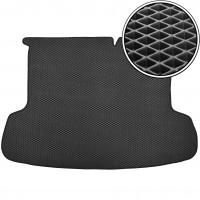 Kinetic Коврик в багажник для Hyundai Accent '06-10, EVA-полимерный, черный (Kinetic)