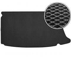 Kinetic Коврик в багажник для Hyundai i30 FD '07-12 хетчбэк, EVA-полимерный, черный (Kinetic)