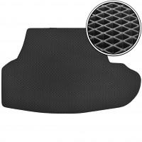 Kinetic Коврик в багажник для Infiniti Q50 '14- без запаски, EVA-полимерный, черный (Kinetic)