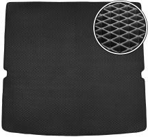 Коврик в багажник для Infiniti QX80 '11- (длинный), EVA-полимерный, черный (Kinetic)
