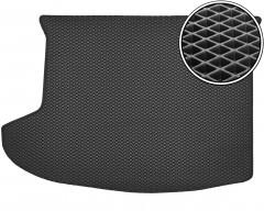 Коврик в багажник для Jeep Compass '06-16, EVA-полимерный, черный (Kinetic)
