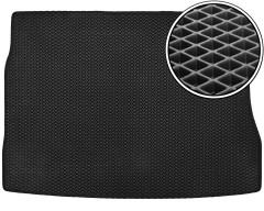 Коврик в багажник для Kia Ceed '06-12 хетчбэк, EVA-полимерный, черный (Kinetic)