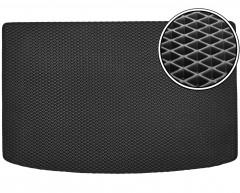 Коврик в багажник для Kia Stonic '18- верхний, EVA-полимерный, черный (Kinetic)