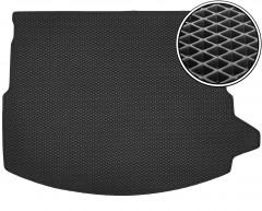 Коврик в багажник для Land Rover Discovery Sport '14-, EVA-полимерный, черный (Kinetic)