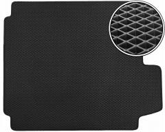 Коврик в багажник для Land Rover Range Rover Vogue '13-, EVA-полимерный, черный (Kinetic)