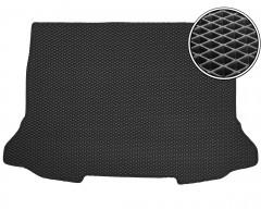 Коврик в багажник для Mercedes A-Class W177 '18-, EVA-полимерный, черный (Kinetic)