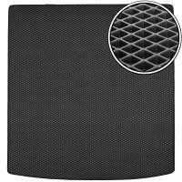 Коврик в багажник для Seat Alhambra '10-, EVA-полимерный, черный (Kinetic)