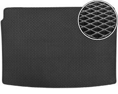 Фото 1 - Коврик в багажник для Seat Arona '17- верхний, EVA-полимерный, черный (Kinetic)