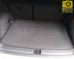 Фото 5 - Коврик в багажник для Seat Arona '17- верхний, EVA-полимерный, черный (Kinetic)