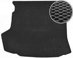 Коврик в багажник для Toyota Corolla '07-12, EVA-полимерный, черный (Kinetic)