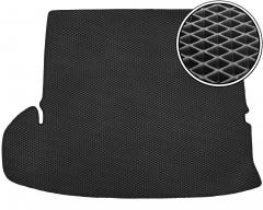 Коврик в багажник для Toyota Highlander '14-, EVA-полимерный, черный (Kinetic)