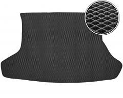 Коврик в багажник для Toyota Prius '09-15, EVA-полимерный, черный (Kinetic)