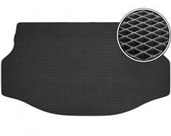 Коврик в багажник для Toyota RAV4 '16-18 Hybrid, EVA-полимерный, черный (Kinetic)