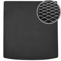 Коврик в багажник для Volkswagen Sharan '10-, EVA-полимерный, черный (Kinetic)
