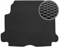 Коврик в багажник для Volvo S60 '00-10, EVA-полимерный, черный (Kinetic)