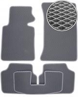 Коврики в салон для BMW 3 E46 '98-06, EVA-полимерные, серые (Kinetic)