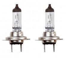 Автомобильные галогеновые лампочки Ring H7 12V (комплект: 2шт)