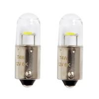 Автомобильные светодиодные лампочки Ring FILAMENT T4W 12V (комплект: 2шт)