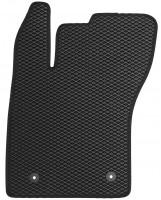 Фото товара 3 - Коврики в салон для Fiat Tipo '16- хэтчбек, EVA-полимерные, черные (Kinetic)