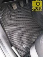 Фото товара 12 - Коврики в салон для Fiat Tipo '16- хэтчбек, EVA-полимерные, черные (Kinetic)