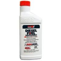 """Присадка к дизельному топливу антигель Power Service """"Diesel Fuel Supplement+Cetane Boost"""" 473 мл."""