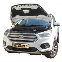 Газовые упоры капота для Ford Kuga '15-, 2 шт.