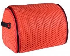 Органайзер в багажник EVA-полимерный, L, красный (Kinetic)