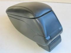 Фото 1 - Подлокотник ASP Slider для Opel Agila '00-07 (черный)