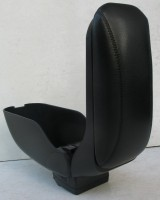 Фото 3 - Подлокотник ASP Slider для Opel Agila '00-07 (черный)