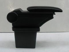 Фото 4 - Подлокотник ASP Hody для Hyundai i30 FD '07-12 виниловый (черный)